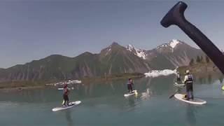 Seward Alaska Boat Tour - Paddle Board The Glaciers!