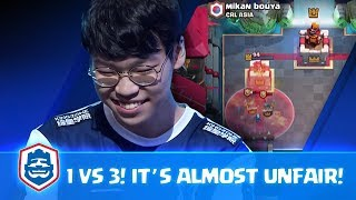 MUST WATCH! X-BOW MASTER CLEAN SWEEP PONOS SPORTS | X-bow master vs PONOS Sports | CRL Asia