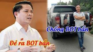 Bộ trưởng GTVT Nguyễn Văn Thể hay Hà Văn Nam đáng vào t.ù hơn ?