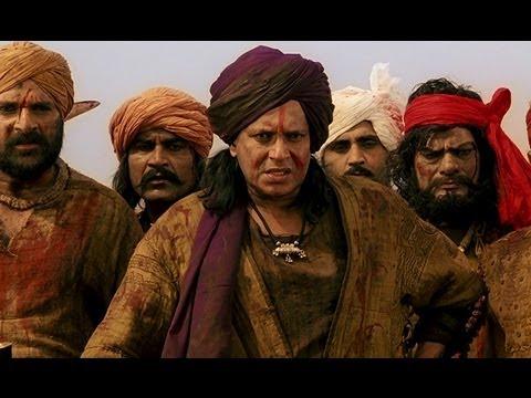 Mithun Chakraborty Slashes Jackie Shroff's Arm -  Veer