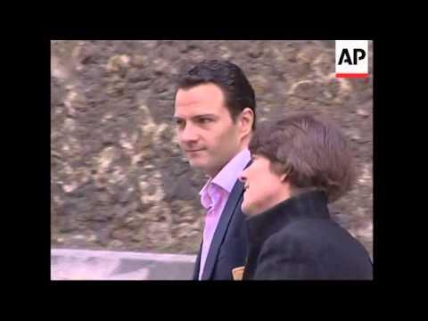 Trader suspected in Societe Generale bank scandal leaves prison