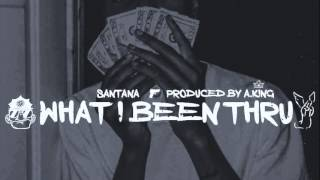 "Byren Santana ""What I been through"""