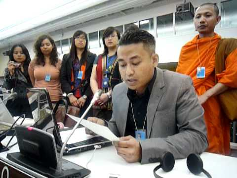 10th UNPFII: IYC Statement on Right to Water