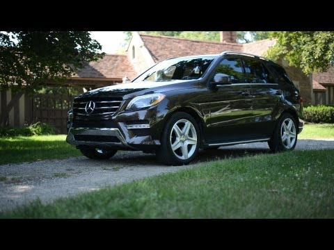 2013 Mercedes-Benz ML550 4MATIC Review