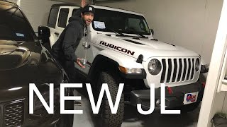 I FINALLY GOT A JEEP JL WRANGLER!  (FOR A DAY)