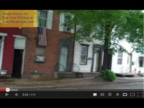 cheap houses for sale york pa turnkey investment start