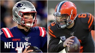 NFL Live predicts winners for Week 8 of the 2019 NFL season | NFL Live
