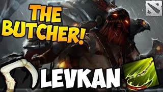 Levkan Pudge Highlights [THE BUTCHER] Dota 2