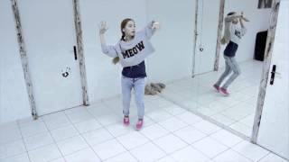 OPEN KIDS  Naughty Boy   La La La feat Sam Smith dance solo by Lera Didovskaya   Open Art Studio