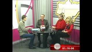 Запись эфира передачи «Экватор дня» с участием Антонины Литовка