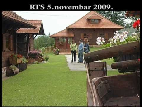 Seoski turizam RAJSKI KONACI  na RTS-u (Eko karavan)
