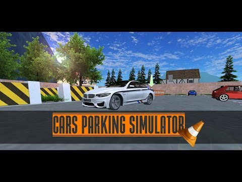 Cars Parking Simulator - Available on Google Play