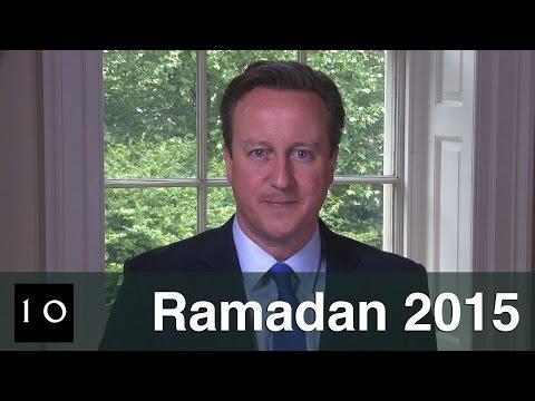 Ramadan 2015: David Cameron's message