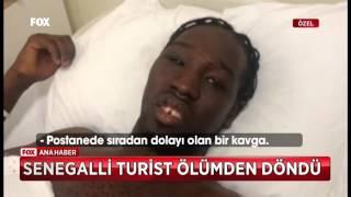 Turquie | Un sénégalais jeté du 2e étage d'un immeuble