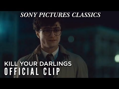 Kill Your Darlings Clip #5 - Dropping Out