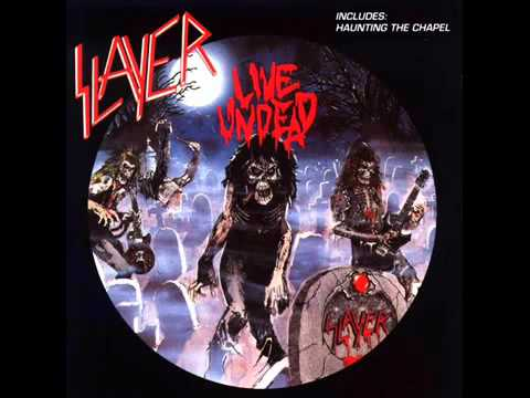 Slayer - Captor Of Sin (Live Undead)