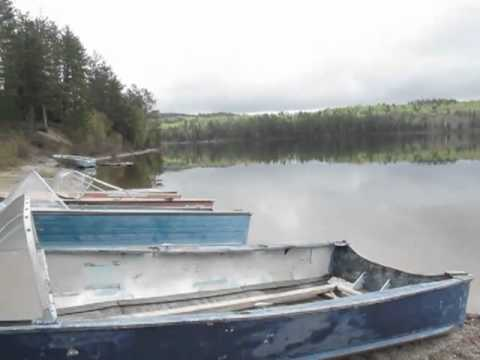 Northern ontario fly in fishing youtube for Ontario fly in fishing