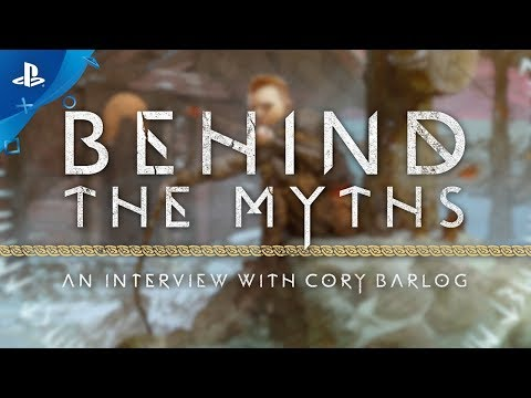 God of War - Behind the Myths: An Interview with Cory Barlog | PS4 thumbnail