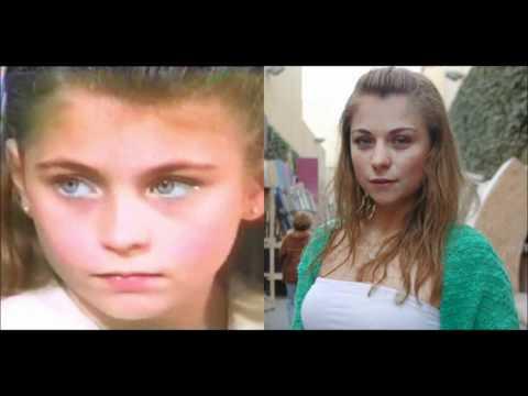 Novela Carrossel (Personagens antes e Depois)