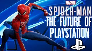 Spider-Man PS4: The FUTURE of PLAYSTATION!!! Spidey PS5 FOOTAGE, PlayStation PRODUCTIONS, & More!!!