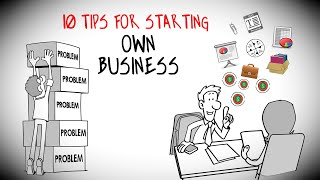 10 TIPS FOR STARTING YOUR OWN BUSINESS in 2017