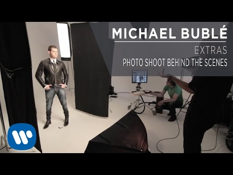 Michael Bubl - Photo Shoot [Behind the Scenes]