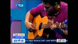 Akasher Vaje RTV Live Bangla Movie Song  Zero Degree 2014 Habib Wahid
