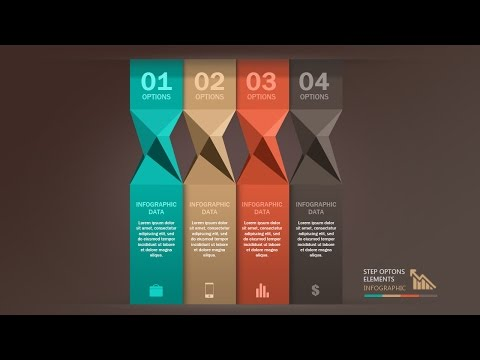 Infographic poster tutorial