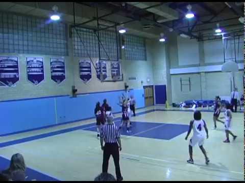Destiny Jenkins Highlight Reel [ Linden High School ]