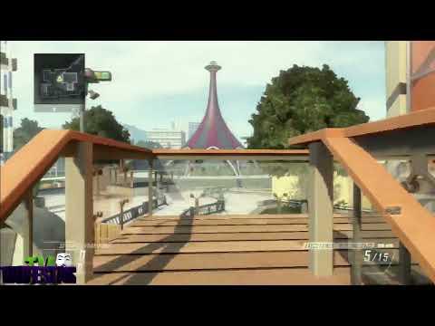 Como conseguir el camuflaje camaleón en Black Ops 2