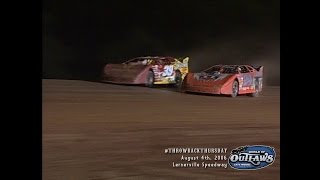 #ThrowbackThursday: World of Outlaws Late Models Lernerville Speedway August 4th, 2006