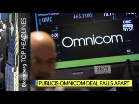 Publicis, Omnicom Deal Falls Apart
