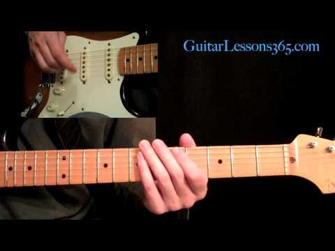 Ozzy Osbourne - Crazy Train Guitar Lesson Pt.1 - Main Riff & Verse video
