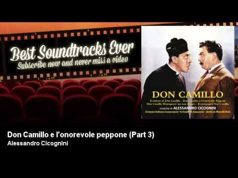 Alessandro Cicognini - Don Camillo e l'onorevole peppone - Part 3 - Best Soundtracks Ever
