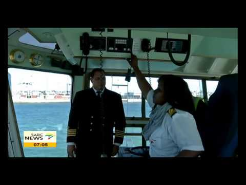Women are slowly penetrating the Maritime industry