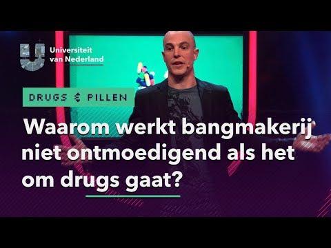 Waarom werkt bangmakerij niet ontmoedigend als het gaat om drugs? | DRUGS & PILLEN