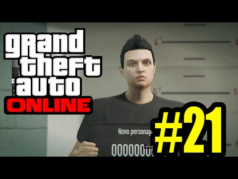 Gta 5 Gameplay Online  -  2 contra 1 DE NOVO !!! Part 21 [PS4/XboxOne]