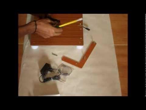 Thermocol Machine Kit Assembly Instructions