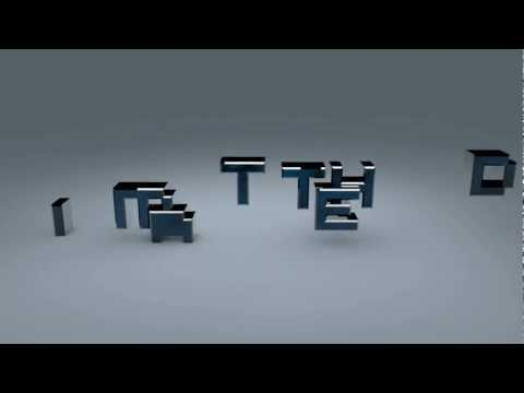 New intro | iMatteHD | Cinema 4d