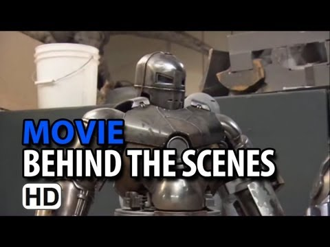 Iron Man (2008) The Journey Begins Part1 - B-Roll Making of & Behind the Scenes