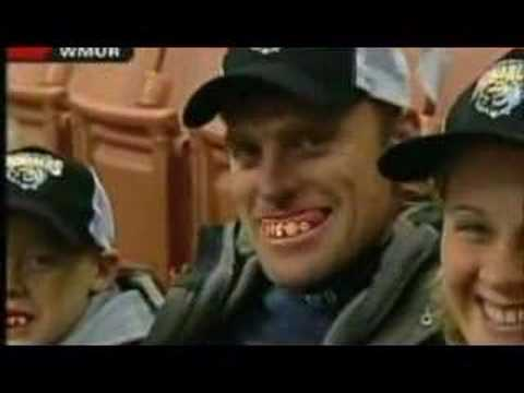 Mullet Night - Manchester Monarchs 2008 Video