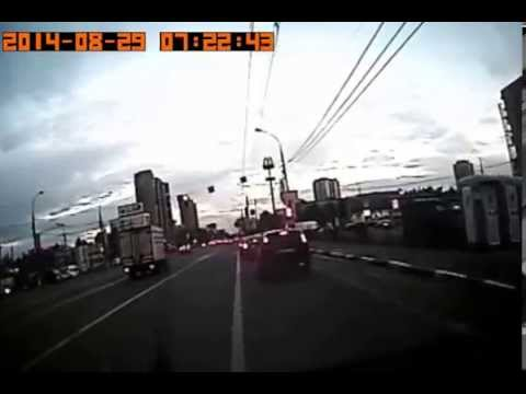 WN - Авария У Метро Кузьминки