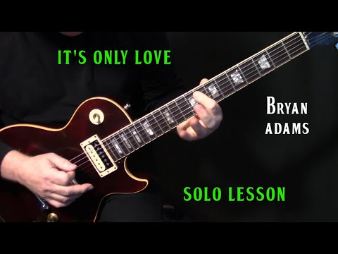 SOLO & FILLS   How To Play