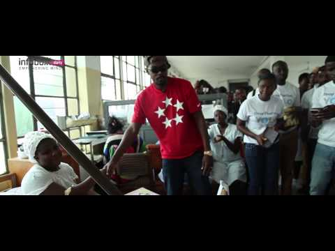 Kwaw Kese Shows Love video