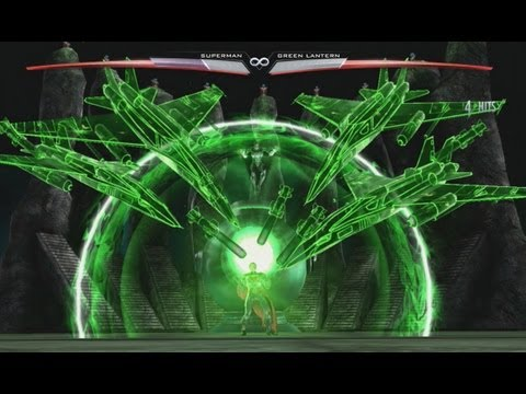 Red Son Green Lantern Challenge Red Son Superman vs Green