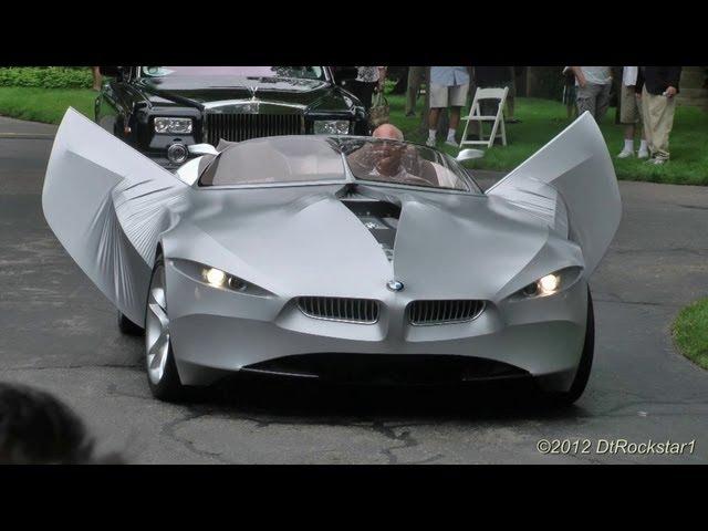 BMW GINA Concept - YouTube