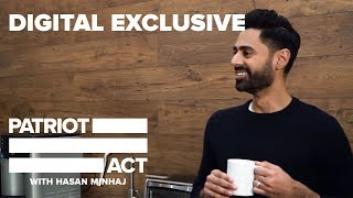 Hasan Tries To Get Some Jokes Past His Research Team | Patriot Act with Hasan Minhaj | Netflix