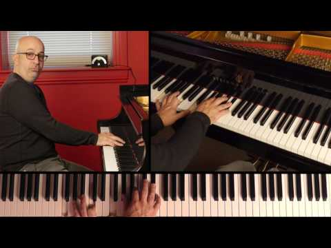2 Minute Jazz #56 - Three Sweet Piano Chords For Ya!