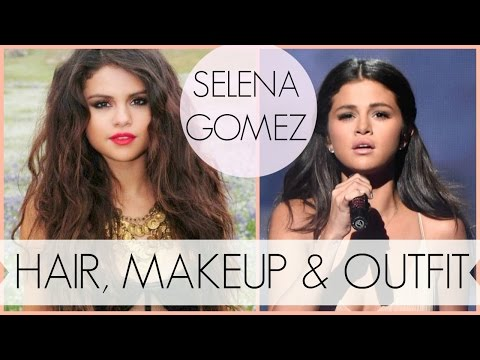 Selena Gomez Style Tutorial~ Makeup+Hair+Fashion