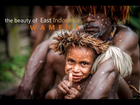 The Beauty of East Indonesia, Wamena, Papua (The most isolated tribe in Indonesia)